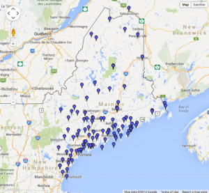 Literary Map of Maine http://assets.mainetoday.com/literarymap/map.html