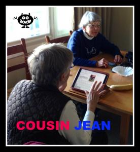 Cousine jean