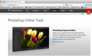 Image of Photoshop Online Tools