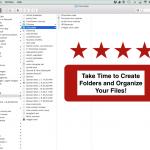Mac Tips—Creating Folders